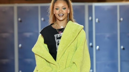 Rihanna Partners With Donna Karan, The New School's Parsons School of Design | The collaboration will benefit Haitian artisans and the singer's Clara Lionel Foundation.