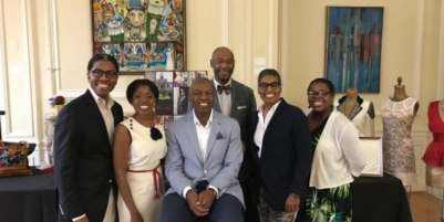 U.S. Embassy Hosts Pop-up Shop for Haitian-American Entrepreneurs