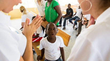 Organization Works to Help Haitian Youth with Hearing Loss