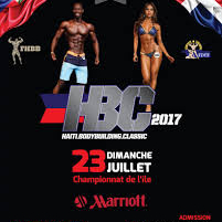 1st edition of the Haiti Bodybuilding Classic competition