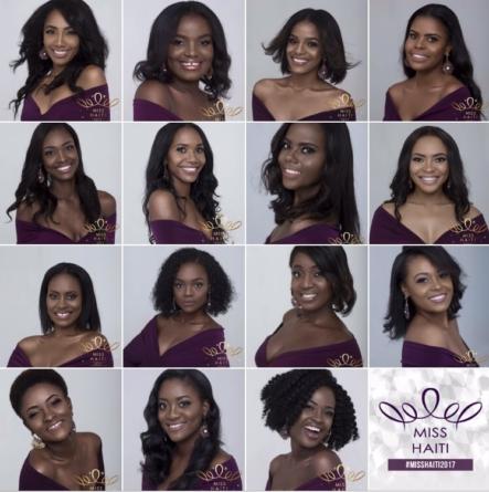 Miss Haiti 2017: Meet the 15 Top Finalists!