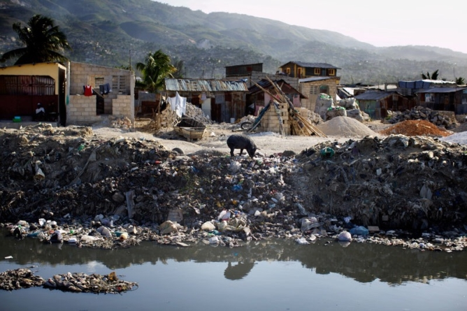 You Probably Don't Want To Know About Haiti's Sewage Problems