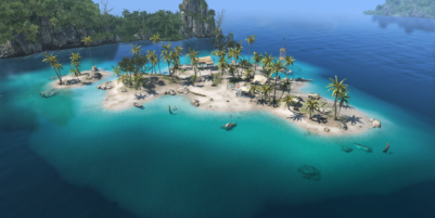 DID YOU KNOW: ÎLE-A-VACHE IS FEATURED IN THE ASSASSIN'S CREED VIDEO GAME SERIES