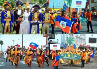 Haiti – XIII CARIFESTA : Haitian dance troupes have seduced the public