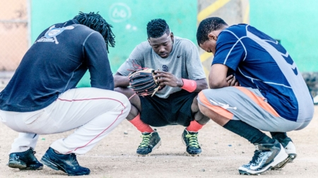 Out At Home As many as 1 in 10 Dominicans are of Haitian descent. So why do we know of virtually no Haitian Dominicans in the major leagues?