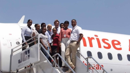 Haitian Airline Sunrise New Routes to Orlando and Miami