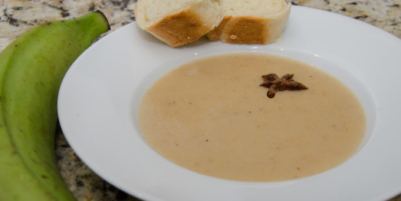 Labouyi Bannann (Plantain Porridge)