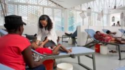 In Haiti, a Building Fights Cholera