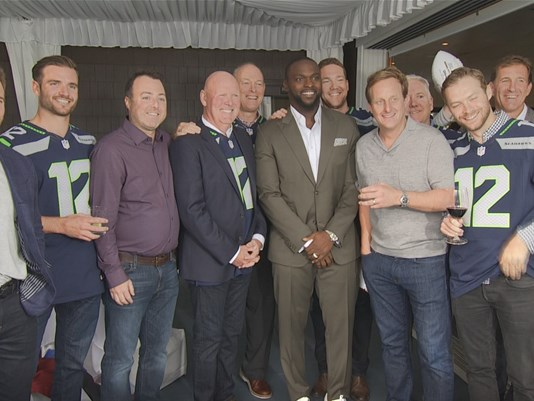 Cliff Avril's annual party for Haiti draws a crowd