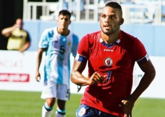 Under-17 World Cup: When Fabien Vorbe gave Haiti a reason to smile