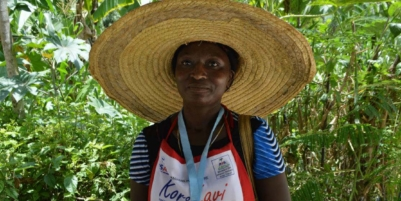 Food Vouchers Strengthen Nutrition and Local Markets in Haiti