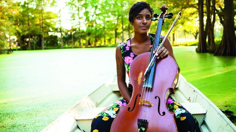 Leyla McCalla to bring Creole folk to Center Theater