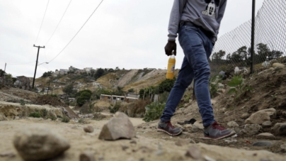 Haitians blocked at US border find 'Mexican dream'