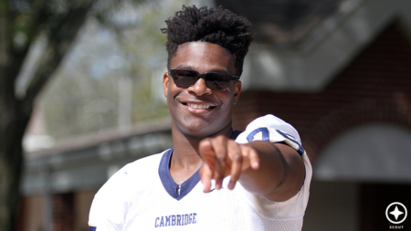 Florida commit Richard Gouraige motivated by mother's triumph from Haiti