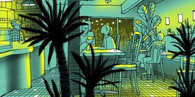 Cafe Erzulie's Haitian Spirit of Love