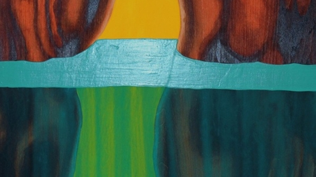 Haitian artist Didier William conveys current events, life in homeland through painting