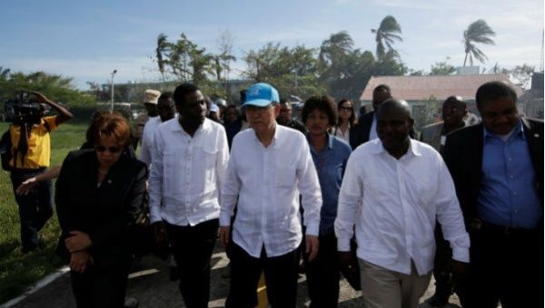 Minustah Leaves Haiti Only to Be Replaced by a New UN Mission