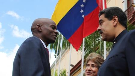 Venezuela and Haiti Sign New Bilateral Deals
