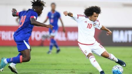 UAE go down fighting against Haiti