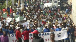Haiti: Massive rallies call for Jovenel Moise to step down