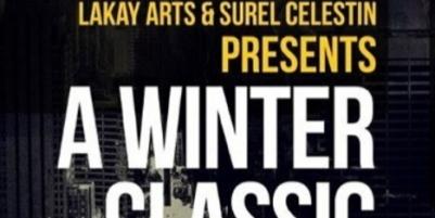 A Winter Classic 2017 – Rebecca Zama – ExFactor cover
