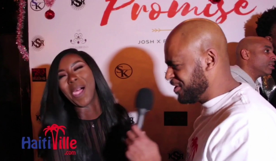 Haitiville Interviews Jesse Woo | Promise Release Party