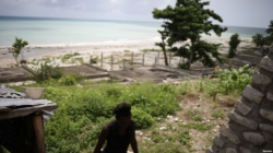 Haitian Women Seek Support for Children Fathered by UN Troops