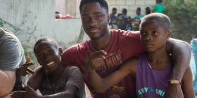 Penn State's Franklyn Decker Is Pushing the Haitian Dream with Timoun Kontan