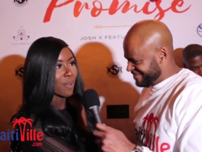 Haitiville Interviews Jesse Woo   Promise Release Party 2017