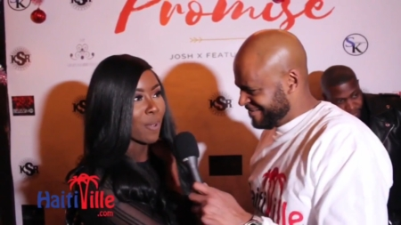 Haitiville Interviews Jesse Woo | Promise Release Party 2017