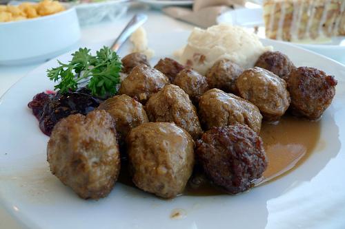 Boulette (Meatballs)