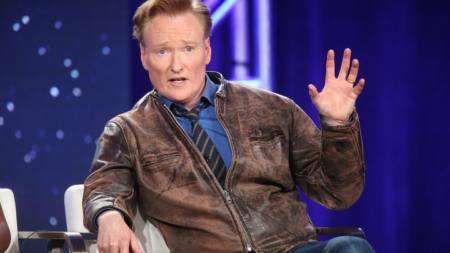Conan Announces Trip to Haiti, Despite Trump's 'Very Negative Yelp Review'