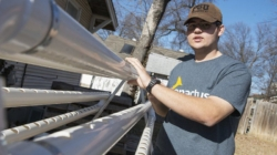 PSU Enactus team develops hydroponics system for Haitian orphanage