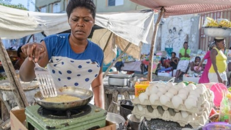 Cracking down on smuggling eggs into Haiti — for people to eat