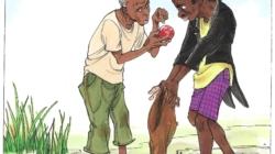 Wheeeeeeai (A Haitian Folktale)