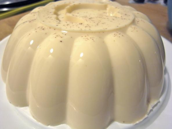 Blanc Manger (Custard pudding)