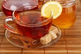 Ginger and Cinnamon Tea