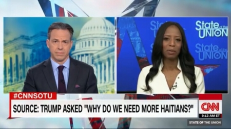 Trump meets with GOP Haitian-American congresswoman amid fallout from obscene remarks