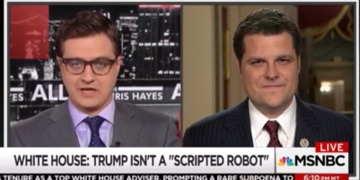 GOP Lawmaker Matt Gaetz Slams Haiti: 'Sheet Metal And Garbage' Everywhere You Look