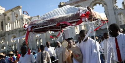 Murder of priest stokes fear of violence against clergy and religious in Haiti