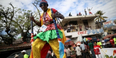 Carnival in Haiti: A unifying release, despite controversies