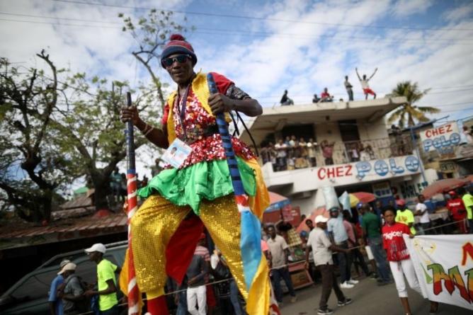 Carnival in Haiti: A unifying release, despite controversies