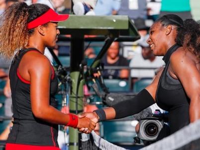 Serena Williams beaten by emerging talent Haitian-Japanese Naomi Osaka at Miami Open