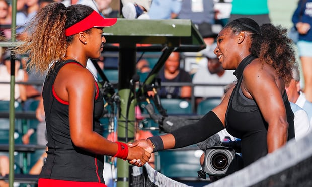 Serena Williams beaten by emerging talent Haitian-Japanese Naomi Osaka at Miami Open