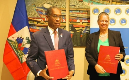 Caribbean Development Bank to Establish First Country Office in Haiti This Year