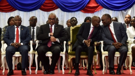 Haiti PM Shuffles Cabinet After Ultimatum