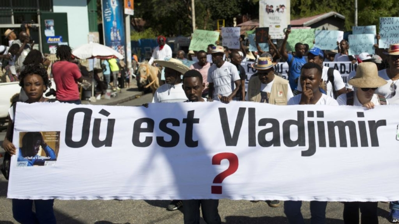 Haiti Police Arrest Suspects Who Say They Murdered Journalist Legagneur