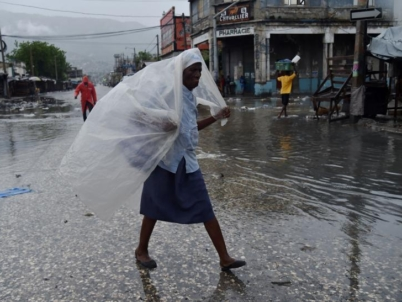 Heavy Rains Leave at Least One Dead in Haiti