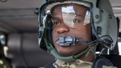 Haitian earthquake survivor, aviator takes Army career to new heights